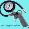 Tyre pressure gauge