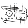 Penyetelan Idle Dengan Tester Gas Buang