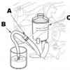 Power Steering Fluid Replacement