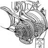 Pemeriksaan Kompresor pada Ruang Mesin