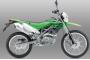 Kawasaki Mengeluarkan new KLX