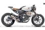Pabrikan Honda Garap Motor Cafe Racer Bermesin 300 Cc