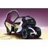Toyota i-Tril Mobil Listrik Terbaru