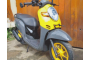 Modifikasi All New Honda Scoopy, Simpel Tapi Oke