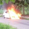 Tips Menghindari Kebakaran Mobil