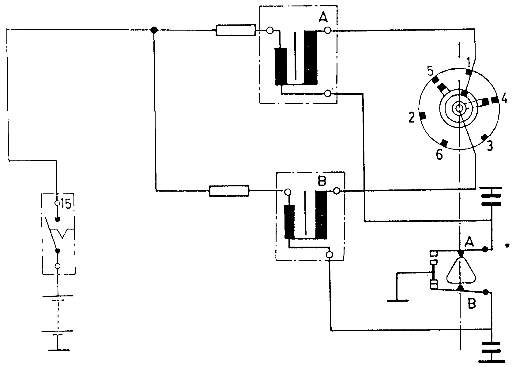 Wiring Diagram Kelistrikan Honda Gl 100 Library Sepeda Motor Grand Vario Cbs Ottomotif
