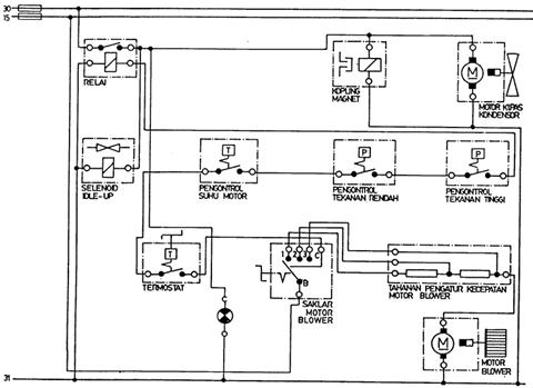 Rangkaian Kontrol Ac - Machine Repair