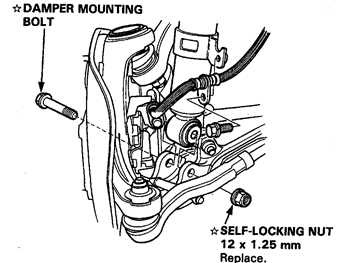 car damper
