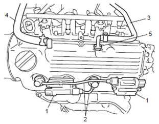 Cylinder Head Cover Installation