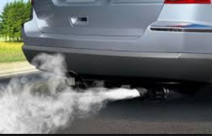 asap kendaraan