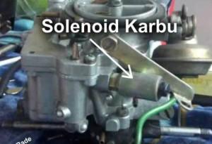 solenoid karburator