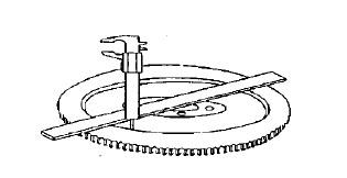 pengecekan flywheel